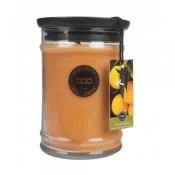 Bridgewater Candle Company - Geurkaars - 500gr - Orange Vanilla