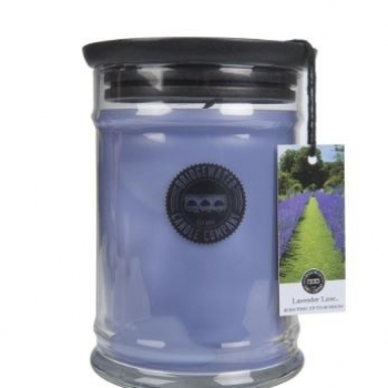 Candle Jar L Lavender Lane